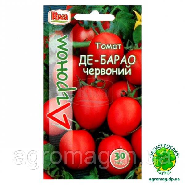 Томат Де-Барао Красный 30сем