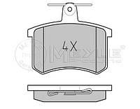 Тормозные колодки задние Audi 100/A6 C4 1990-->1997 Meyle (Германия) 025 211 4416