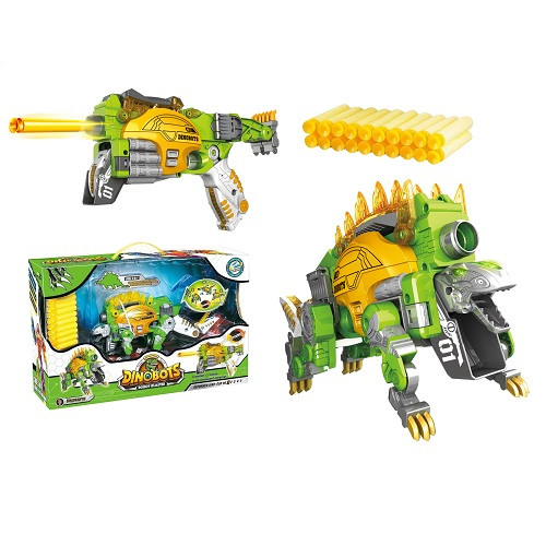Трансформер Dinobots Динобот-трансформер Стегозавр (SB375) 8833