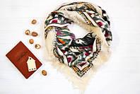 Красивый платок из вискозы