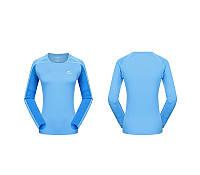 Термофутболка женская NatureHike T-shirt голубой NH15S005-P