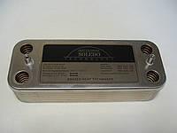 Теплообменник ГВС вторичный пластинчатый Ariston Uno. 14 пл. Art.995945