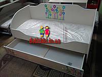"""Кровать Kinder Cool """"Flowers"""""""