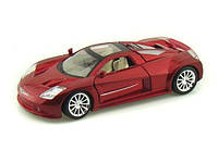 MAISTO  Автомодель (1:24) Chrysler ME Four Twelve Concept красный металлик