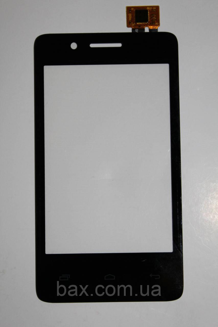 Fly IQ436i сенсорный экран оригин. черный