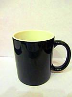 Чашка для сублимации хамелеон ГЛЯНЕЦ (зеленый)