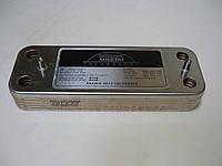 Теплообменник пластинчатый Westen/Baxi 10 пластин Art. 5686660 ( old. 5653650)