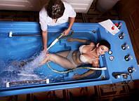 Подводный душ массаж