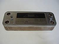 Теплообменник ГВС вторичный пластинчатый Baxi/Westen. На все модели. 14 пл. Art. 5686680