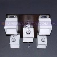 Потолочная люстра для низких потолков пятилмповая KODE:506113