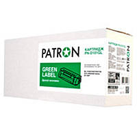 Картридж Patron (PN-D101GL) Samsung ML-2160/2165/SCX-3400/3405 Black (аналог MLT-D101S) Green Label