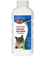 TRIXIE силикагелевый наполнитель для кошачьего туалета осенняя свежесть
