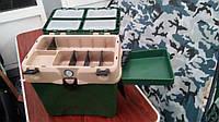 Ящик для зимової риболовлі A-elita з градусником, фото 1