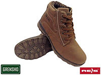 Зимние мужские ботинки под джинсы  BOGRIZZLY [BR]