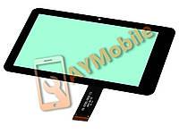"Сенсор (тачскрин) 7"" China-Tablet PC 7 61 pin 186x113 mm black"