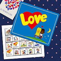 "Шоколадный набор ""Love is"" 100 г"