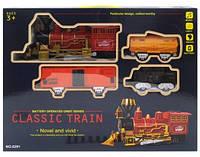 Игрушка железная дорога 6291
