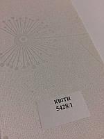 Рулонные шторы Квіти одуванчики белые