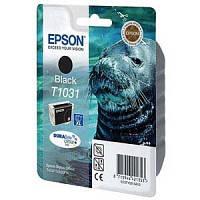 Картридж EPSON St T30/40W, TX550W/510FN/600FW cyan (C13T10324A10)