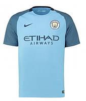 Футбольная форма ФК Манчестер Сити (Manchester City) 2016-2017 Домашняя