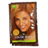 Краска на основе хны Color Mate Hair Color тон в ассортименте, 15 гр, фото 1