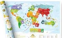 Aтласы и карты мира