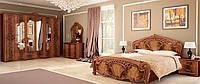 Спальня «Олимпия Перо Орех» MiroMark
