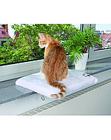 Trixie Полочка для крепления на подоконник для кошек Cosy Place