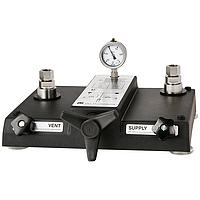 Гидравлический пресс-компаратор модель CPP1200-X