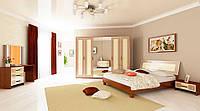 Спальня «Виола Ваниль-Вишня Бюзум – Лайт» MiroMark