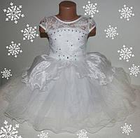 Красивое,нарядное платье на праздник для девочки 3-5 лет (корсет)