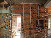 Монтаж электроснабжения жилых и офисных помещений
