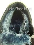 Зимние мужские ботинки р.41-46, фото 7