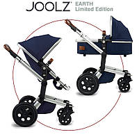 Joolz Day Earth цвет Parrot Blue, фото 1