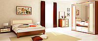 Спальня «Виола Ваниль-Вишня Бюзум – Софт» MiroMark