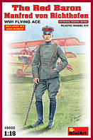 Манфред фон Рихтгофен [Красный барон] 1/16 MiniART 16032
