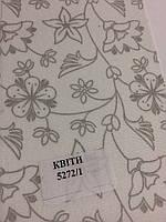 Рулонные шторы Квіти белые
