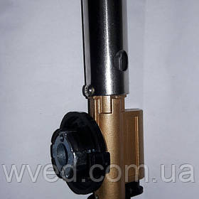 Горелка газовая пьезо металлическая М-60