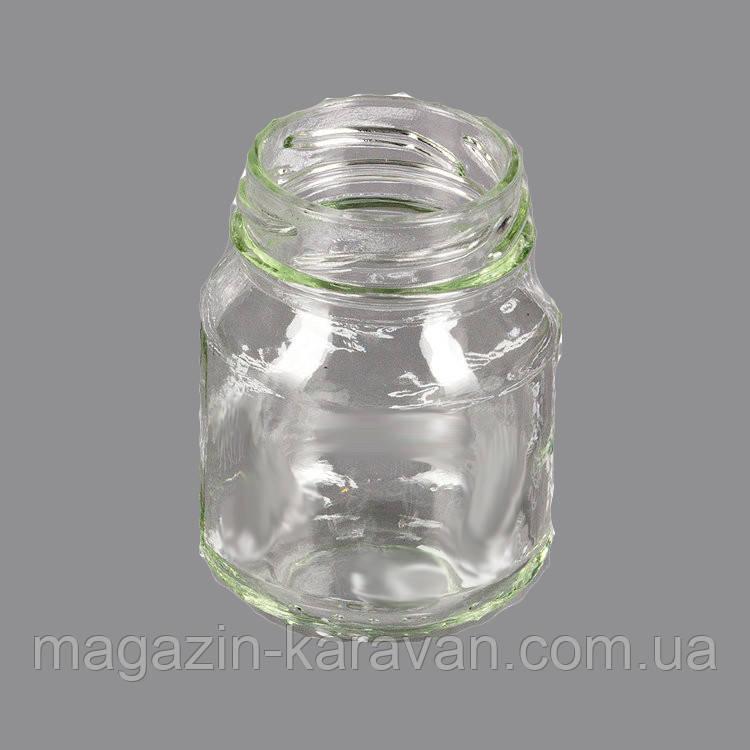 Банка стеклянная 85 грамм под ТО-43мм (упаковка 39 шт)