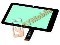 "Сенсор (тачскрин) 7"" IconBIT NetTAB Sky 3G Duo 61 pin 186x113 mm black"