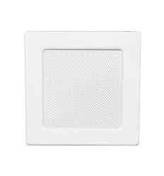 Решетка каминная белая 17х17 (посадочный 15х15)