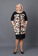 Платье женское повседневное р.52-58 V261