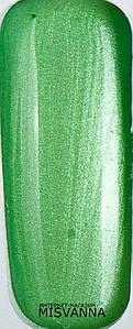Гель-лак Master Professional 10  мл №74 Салатовый с блестками