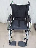 Шырокая инвалидная коляска 48 см. Otto Bock из Европы для востановления