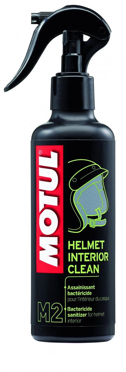 Очиститель внутренней поверхности шлемаMotul M2, 250 мл