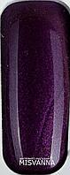 Гель лак Master Professional 10  мл №92 Темно фиолетовый с шымером