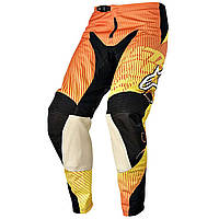 "Брюки Alpinestars CHARGER текстиль orange/red/yellow ""S""(30), арт. 3721214 435, арт. 3721214 435"