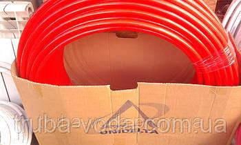 Труба для теплого пола (Италия) UNIDELTA Triterm Rosso EVOH 16x2 Original