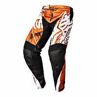 "Брюки Alpinestars RACER текстиль orange/black ""S""(30), арт. 3721514 41, арт. 3721514 41"