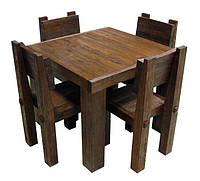Столярные изделия из термообработанной древесины